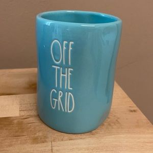 NWT Rae Dunn Off The Grid Forest Path Candle
